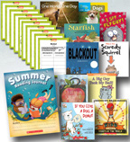 My Books Summer Grade 1 (10 Books)