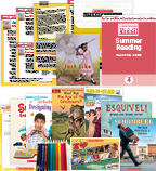 Comprehensive Summer Reading Solution Grade 4 Nonfiction (5 Books)