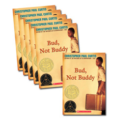 Guided Reading Set: Level U - Bud, Not Buddy