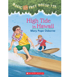 Magic Tree House: #28 High Tide in Hawaii