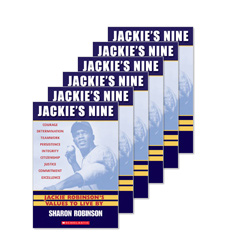 Guided Reading Set: Level X – Jackie's Nine