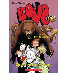 Bone: Quest for the Spark: Quest for the Spark, Book Two