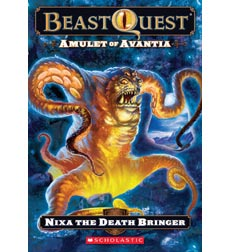Beast Quest: Nixa the Death Bringer