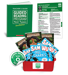 Guided Reading Text Types: Level O