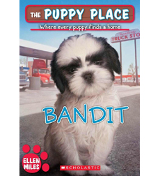 The Puppy Place: Bandit