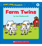 First Little Readers: Farm Twins (Level B)