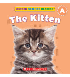 Guided Science Readers: Animals—Level A: The Kitten