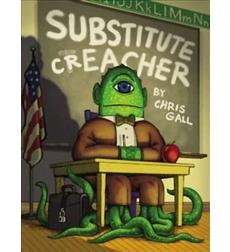 Substitute Creacher 9780545493048