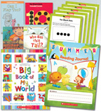 My Books Summer Grade PreK Nonfiction Focus (5 Books)