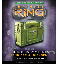 Infinity Ring 6: Behind Enemy Lines - TR