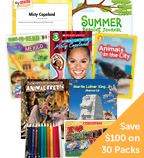 Summer Grade 2 Nonfiction Classroom Set