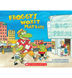 Froggy Books: Froggy's Worst Playdate