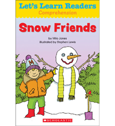 Let's Learn Readers: Snow Friends