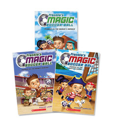 CLEARANCE: Frankie's Magic Soccer Ball Grades 2-4 9780545783248