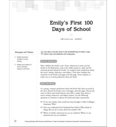 Emily's First 100 Days of School: Teaching Reading With Rosemary Wells Books