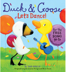 Duck and Goose: Let's Dance