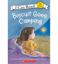 Biscuit-My First I Can Read!: Biscuit Goes Camping