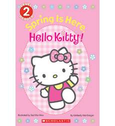 Spring is Here, Hello Kitty
