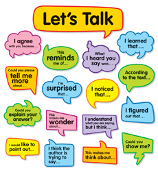 Conversation Starters: Bulletin Board