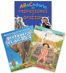 Spanish NonFiction Grades K–3