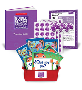 Guided Reading en español: Kindergarten – Levels 1–3