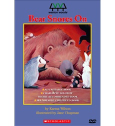 Bear Snores On DVD