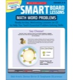 SMART Board™ Lessons: Math Word Problems