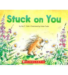 Stuck on You 9780545373449