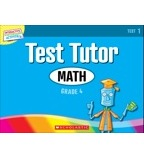 Interactive Whiteboard Activities: Math Test Tutor (Grade 4) (Test 1)