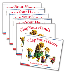 Guided Reading Set: Level H - Clap Your Hands