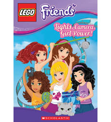 LEGO® Friends: Lights, Camera, Girl Power!