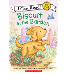 Biscuit—My First I Can Read!™: Biscuit in the Garden