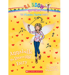 Rainbow Magic—The Magical Craft Fairies: Annabelle The Drawing Fairy