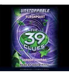 39 Clues, The: Unstoppable Book 4: Flashpoint ­ library