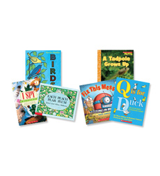 Guided Reading Level Pack Complete-G