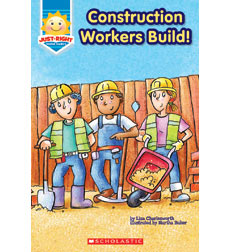Construction Workers Build!
