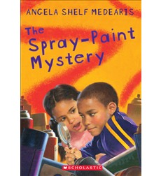 Spray-Paint Mystery: The Spray-Paint Mystery