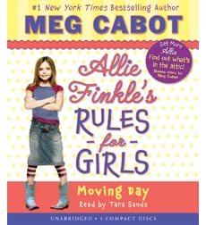 Allie Finkle's Rules for Girls Book One: Moving Day