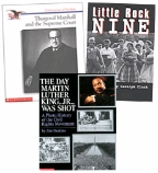 Scholastic Trio Individual Theme Unit Set 6, Social Studies - Civil Rights, Grades 6-7