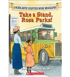 Before I Made History: Take a Stand, Rosa Parks!