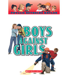 Boys vs Girls Battles: Boys Against Girls 9780439894050
