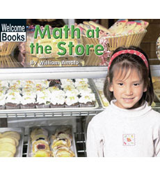 Welcome Books™—Math in My World: Math at the Store