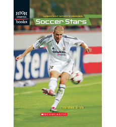 High Interest Books—Greatest Sports Heroes: Soccer Stars
