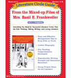 Literature Circle Guide: From the Mixed up Files of Mrs. Basil E. Frankweiler