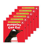 Guided Reading Set: Level A – Penguins Can Go!