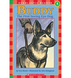 Scholastic Reader!® Level 4: Buddy