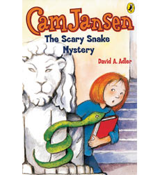 Cam Jansen Mysteries: The Scary Snake Mystery