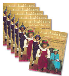 Guided Reading Set: Level M - Aunt Flossie's Hats