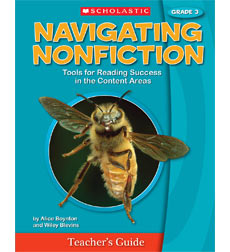 Navigating Nonfiction Grade 3 Student WorkText