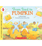 Let's-Read-and-Find-Out Science: From Seed to Pumpkin